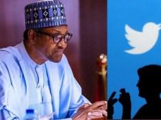 Nigerian President Buhari and Twitter Ban