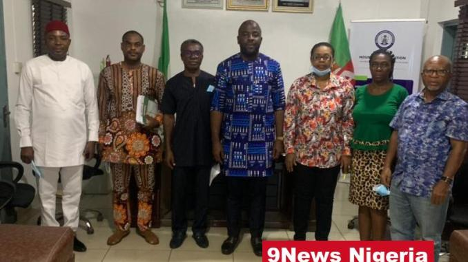 REAL ESTATE DEVELOPERS ASSOCIATION OF NIGERIA VISITS THE GM IMO HOUSING CORPORATION