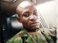 Alleged ESN Commander, Emeoyiri Uzoma Benjamin