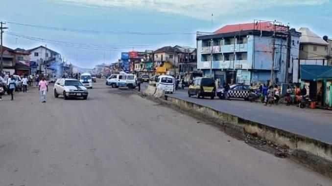 Douglas road Owerri, Imo State