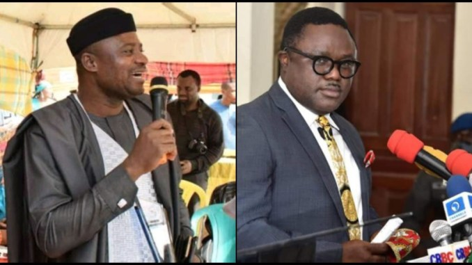 Governor Ben Ayade And His Cabals Must Refund Every Kobo They Stole From Cross Rivers Treasury – Dr Omini Warns