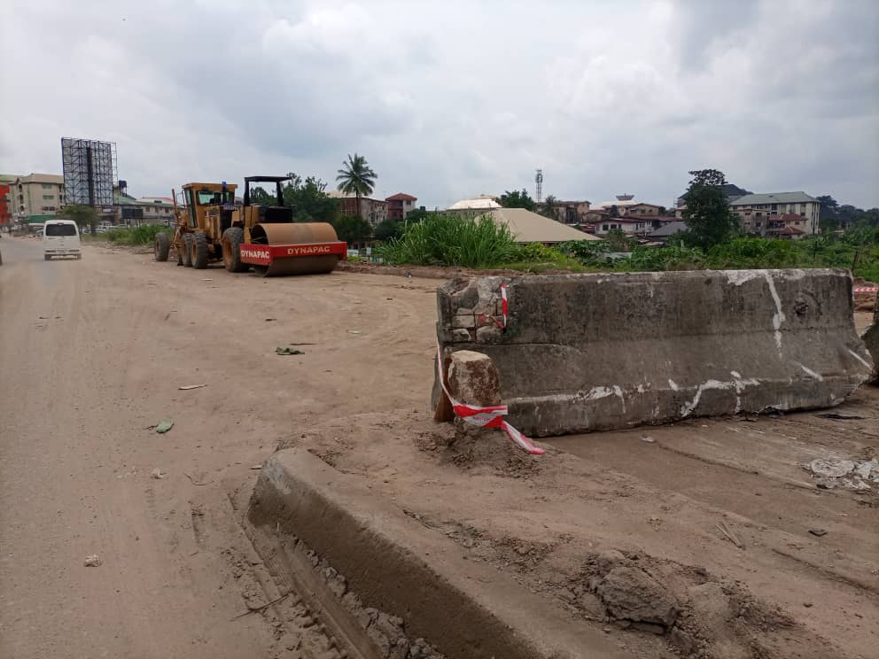 ROAD PROJECTS IN IMO- GOVERNOR UZODINMA LISTENS