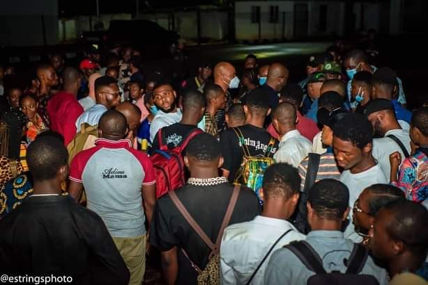 IMO STUDENTS FROM JOS RECEIVED AT GOVERNMENT HOUSE OWERRI