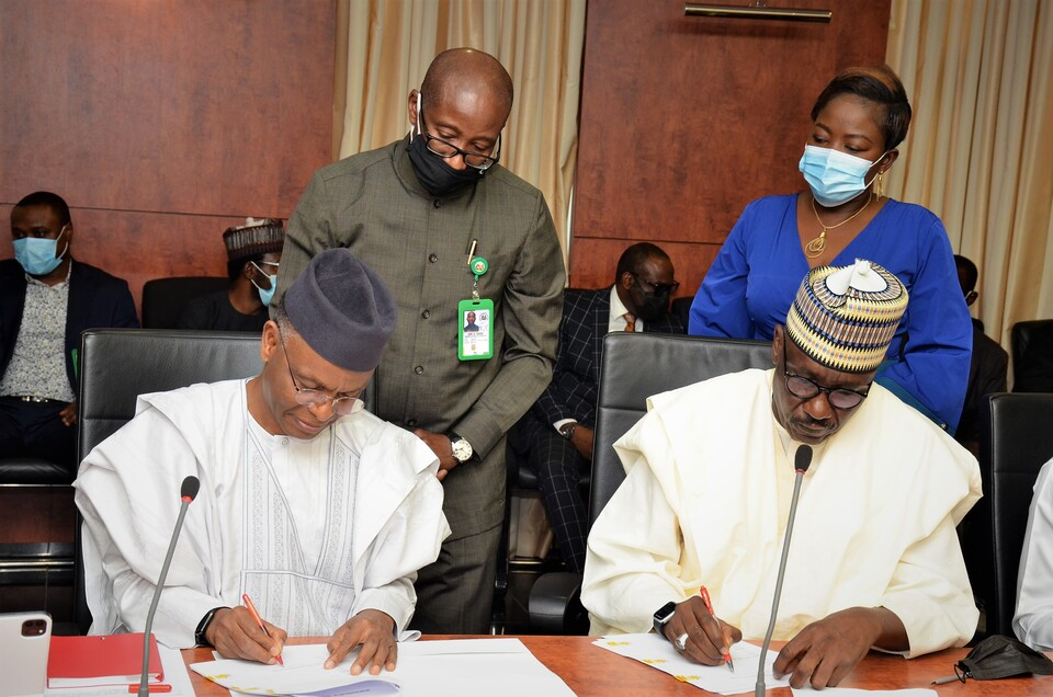 NNPC, KDSG, Sign MoU on Gas Utilisation and Expansion