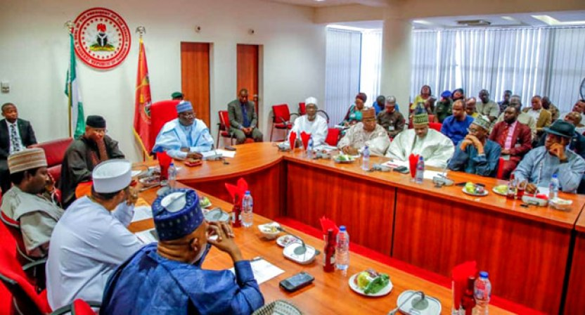 Senate Committee on Constitution Review