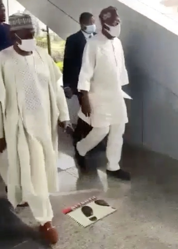Bola Tinubu Returns To Nigeria After Months In London On Medical Vacation