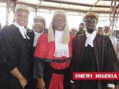 Hon. Justice Fred Njamanze retires from the bench