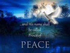 Jesus Christ the Prince of Peace