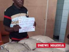 NDLEA RELEASES DETAILS OF INTERCEPTED ₦6BILLION INSURGENTS' DRUGS IN LAGOS PORT