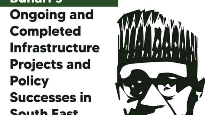 PRESIDENTIAL TRACK RECORDS AND POLICY SUCCESSES IN SOUTH EAST NIGERIA.