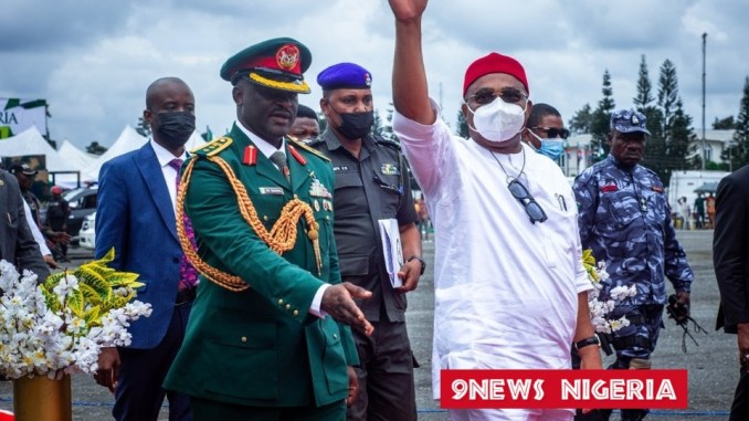Full details of Imo governor, Hope Uzodinma's state-wide broadcast on independence day