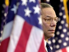 Late General Colin Powell