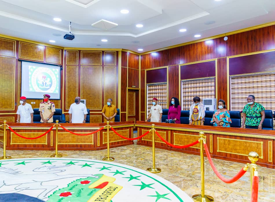 Imo Governor Inaugurates state Road Safety Advisory Council (SaRSAC)