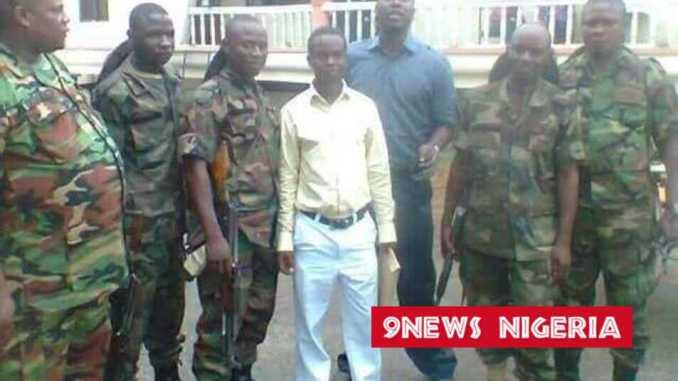 Niger Delta Militant Ex-Leader, Kokeme Calls On Buhari To Remove Col. Dixon Dikio As Amnesty Director