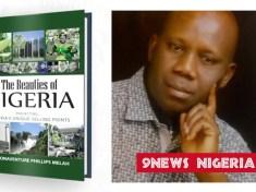 Nigerian Journalist, Bonaventure Phillips Melah Unveils a 320-page book in Abuja Nigeria