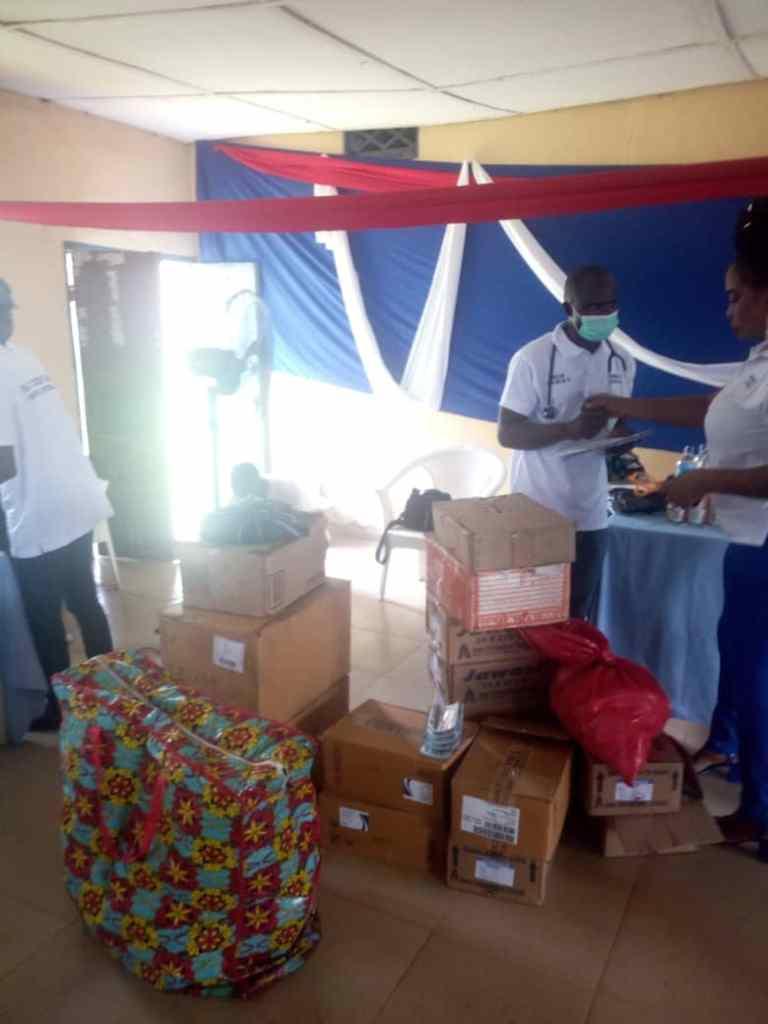Orji Uzor Kalu Facilitates Free Medicals, Seeks Quality Health Care Delivery for Constituents