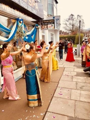 Thai Spa Wembley HA9 Innaguration Images 04