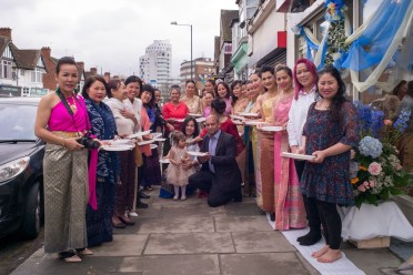 Thai Spa Wembley HA9 Innaguration Images 05
