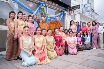 Thai Spa Wembley HA9 Innaguration Images 08