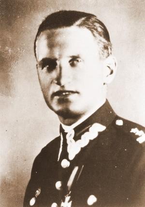 płk Tadeusz    Falewicz (1931-1939)