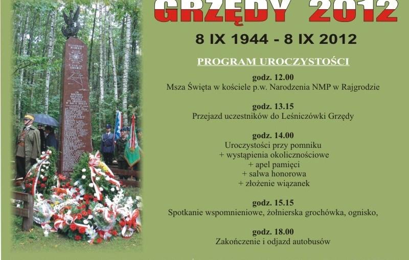 8.09.2012 – Rocznica bitwy partyzanckiej 9 PSK AK