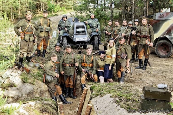1-2.06.2013 Piknik Militarny Ogrodniczki 2013