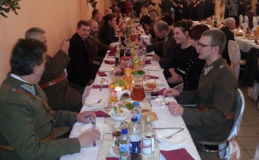 "11.01.2014 r. – Kombatancki ""opłatek"""