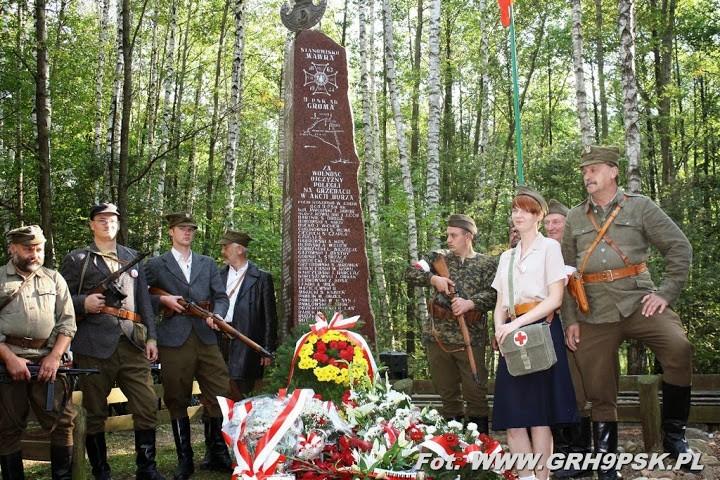 08.09.2014 r. – Partyzanci powrócili na Grzędy