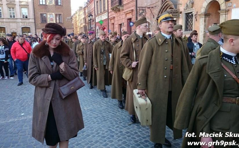 12.04.2015 r. – VIII Katyński Marsz Cieni