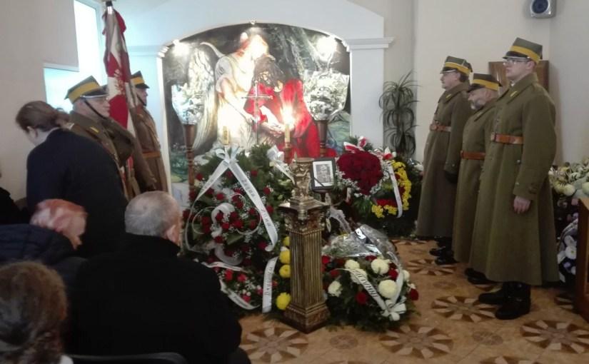 Ś.p. kpt. Franciszek Duba – ostatni żołnierz 9PSK AK.