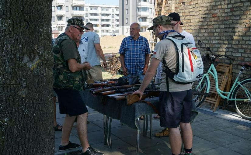 """Historia grajewskich koszar"" – 26.07.2020"