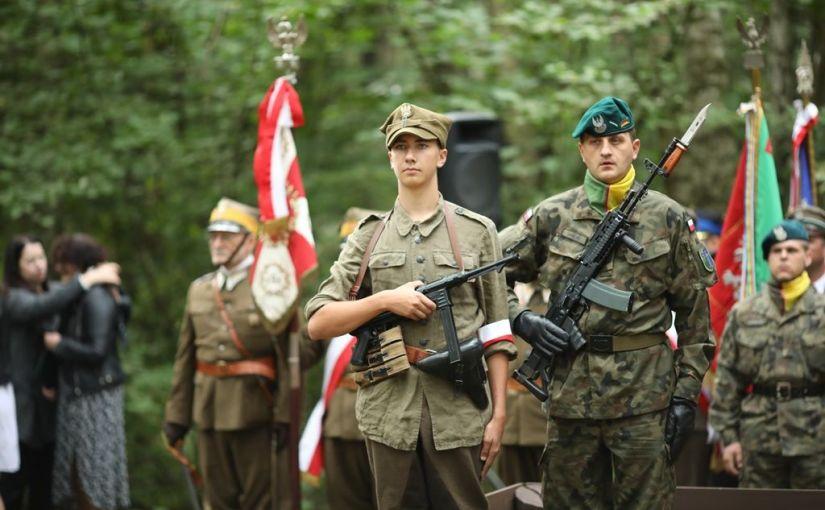 76 rocznica bitwy 9 Pułku Strzelców Konnych AK w rejonie Osowe Grzędy – 08.09.2020