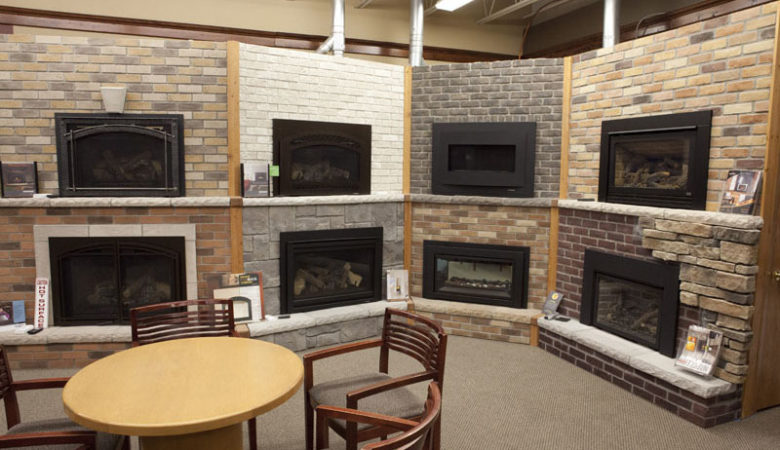Showroom  Condor Fireplace  Stone Company