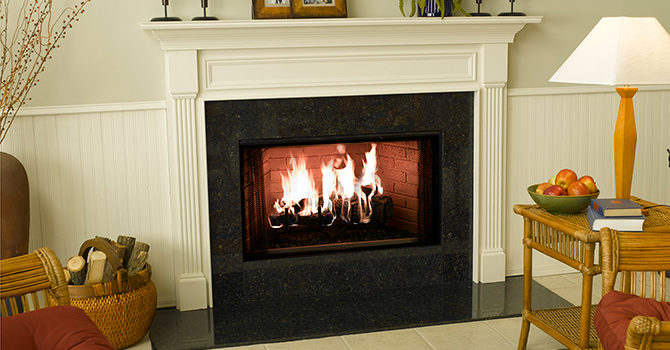 Element 36  Condor Fireplace  Stone Company