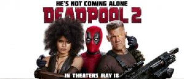 Deadpool 2 movie