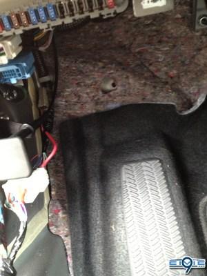 DIY  2013 LX Sedan AmpSub Install  High Level Inputs