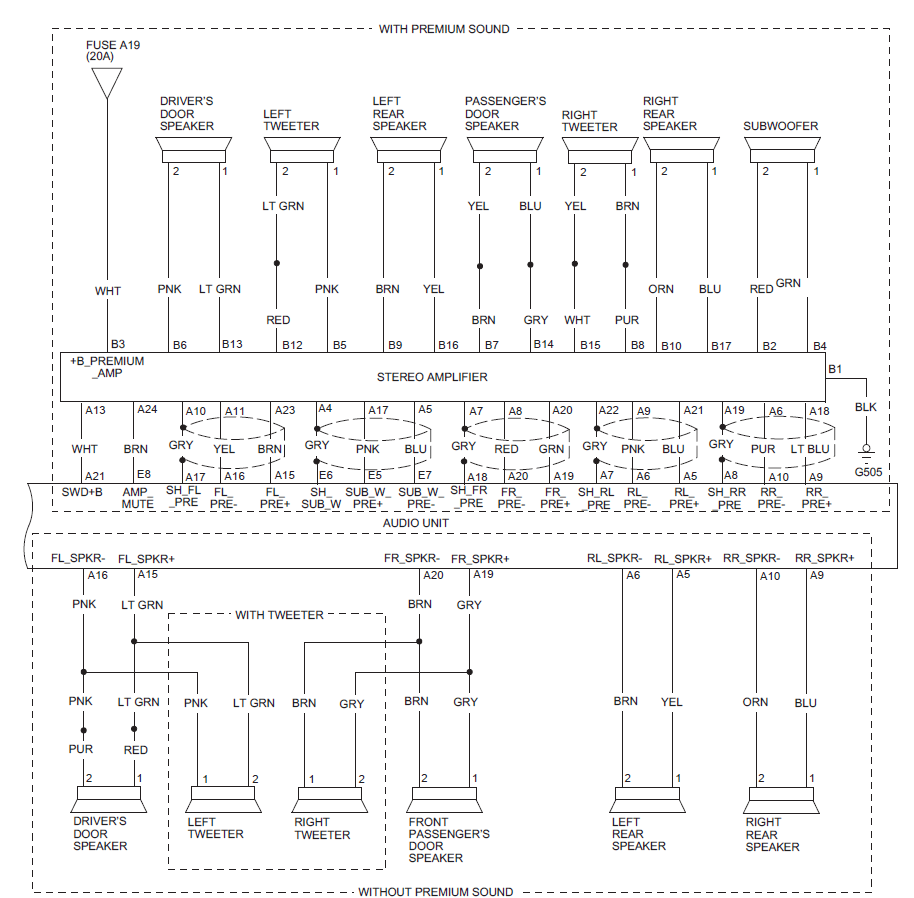 Deh 150mp Wiring Diagram Installation