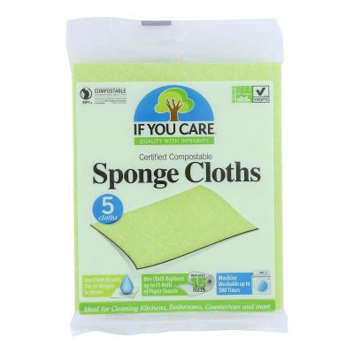 Scrubbers and Sponges