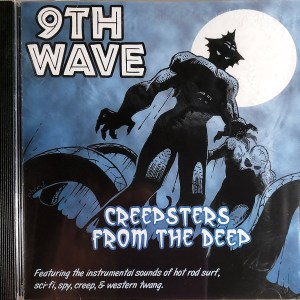 Creepsters from the Deep