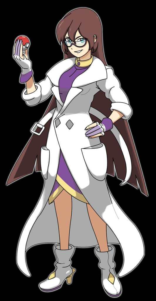 Pokemon Professor binburrum beetel game