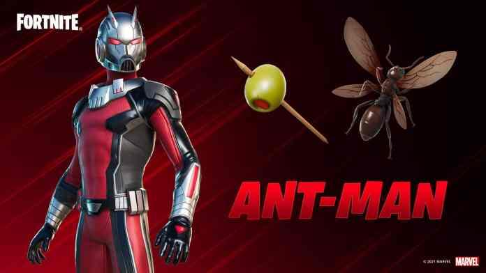 Ant-man Fortnite