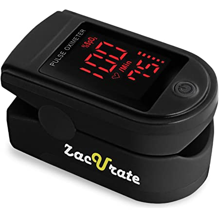 LATEST PULSE OXIMETER: AT BEST DEALS ON AMAZON.