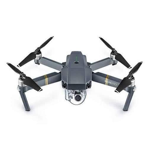 captain drone 2k video camera