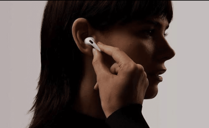 apple airpods pro sound for fit music in your hit ear