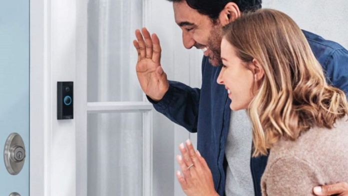 amazon deal on Ring Video Doorbell: Now, have a secure Doorbell.