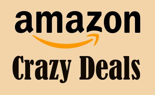 amazon crazy deals 9to5game