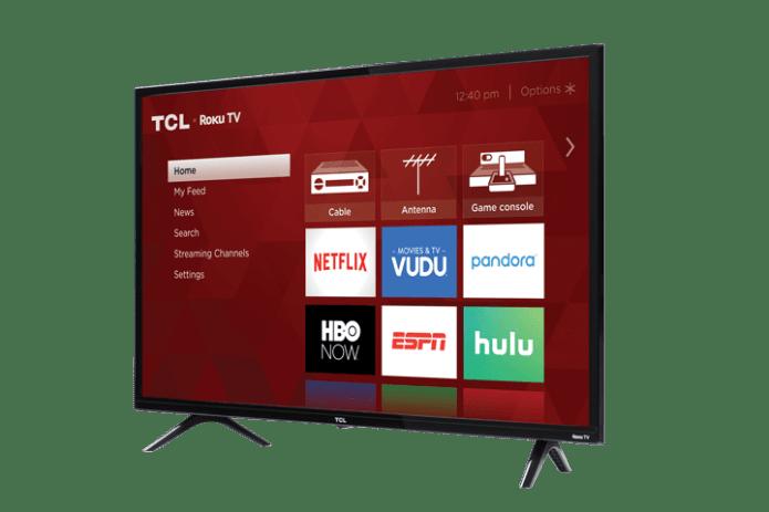 Top 5 best selling smart TVs on Amazon 2021