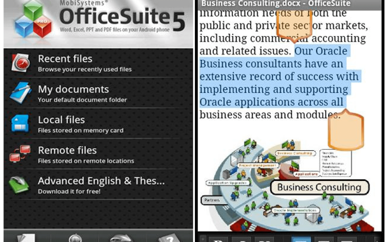 office suite pro full version for android free download