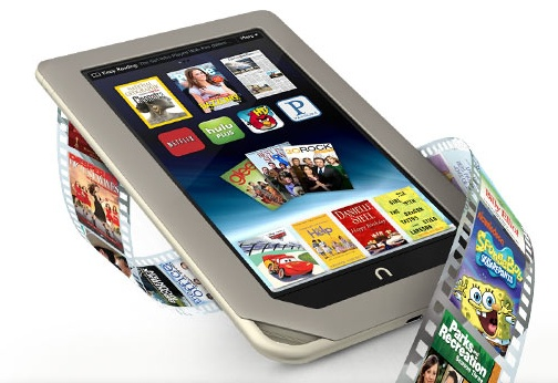 Barnes Amp Noble Launching 8gb Nook Tablet Coming To