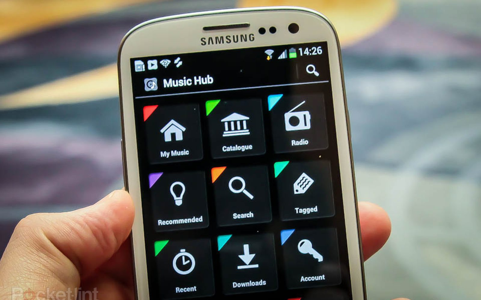 Samsung Music Hub officially launches today, 100GB of cloud